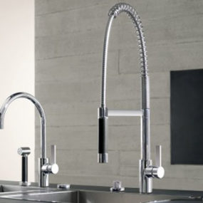 Dornbracht Kitchen Faucet – new Tara Ultra single lever faucet & Tara Ultra single hole faucet