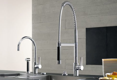 Dornbracht Kitchen Faucet U2013 New Tara Ultra Single Lever Faucet U0026 Tara Ultra  Single Hole Faucet