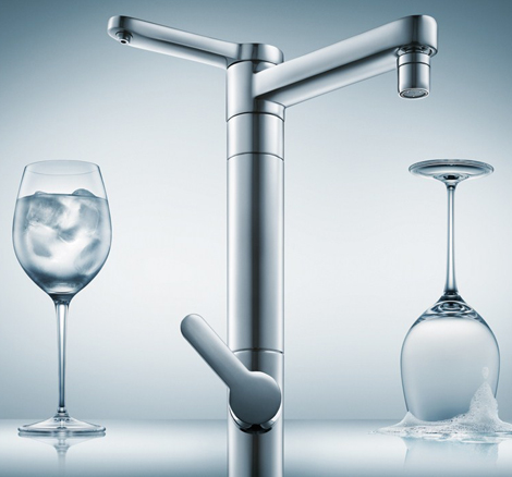 Drinking Water Dispenser / Kitchen Faucet by Deca
