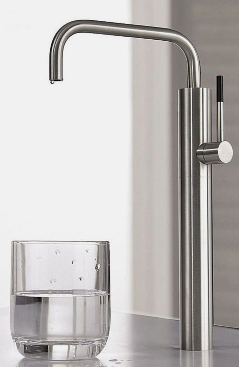 Drinking Water Faucet in Stainless Steel by Justime | (title} | kitchen drinking water faucet