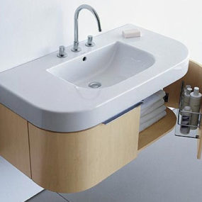 Duravit Happy D bathroom furniture – D like design is in trend