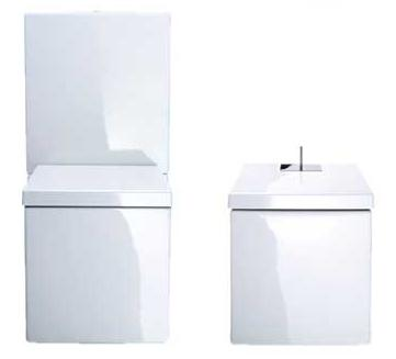 duravit starck x toilet bidet Duravit Starck X Toilet   the start of a new era