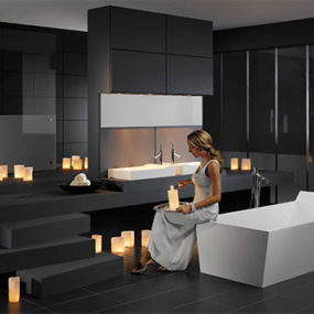Modern Bathroom by Duscholux