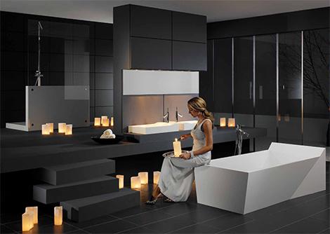Modern Bathroom by Duscholux