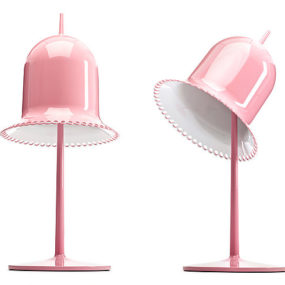 Dutch Design Lighting w/ lots of personality – candy-like Moooi Lolita lamps