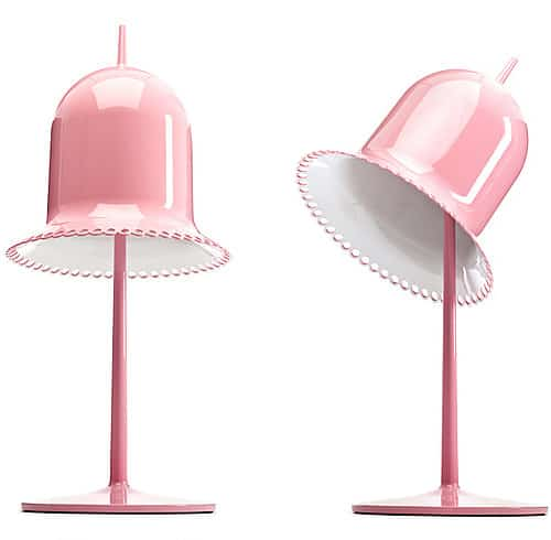 dutch design lighting moooi lolita table lamp 1 Dutch Design Lighting w/ lots of personality   candy like Moooi Lolita lamps