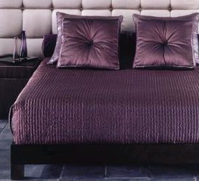 Luxury bedding by Eastern Accents – fresh colors