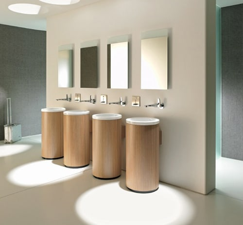 economic bathroom design duravit onto bathroom collection matteo thun 5