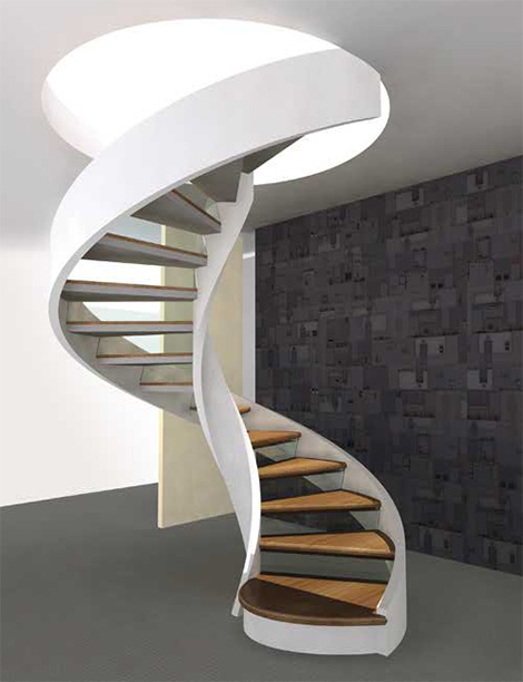 edilco contemporary decorative staircases 10