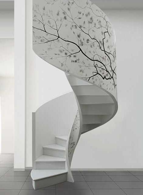 edilco contemporary decorative staircases 2 Decorative Staircases   classic contemporary staircase designs, ideas, pictures from Edilco