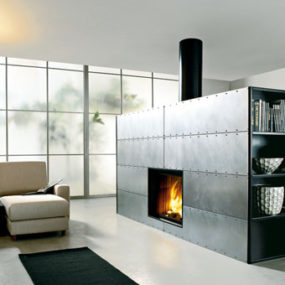 Modern Fireplaces from Edilkamin – simply gorgeous