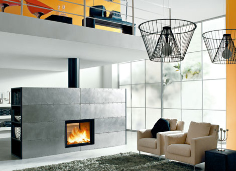 edilkamin modern fireplaces