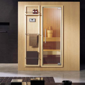 FinnishSauna from Effegibi – the new Koko sauna