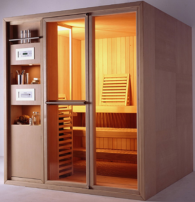 effegibi sauna logica All in one Sauna   Logica and Master Sauna lines from Effegibi