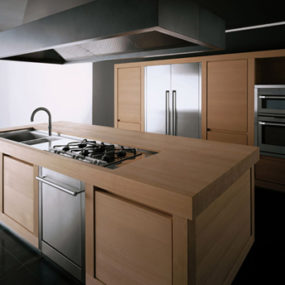 Solid Wood Kitchen from Effeti – Wood 100% kitchen