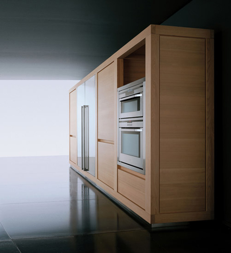 effeti kitchen 100 wood 3 Solid Wood Kitchen from Effeti   Wood 100% kitchen