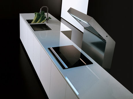 effeti l'evoluzione kitchen work unit