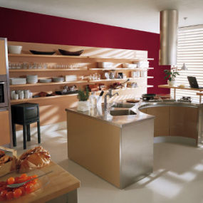 Modern Italian Kitchens from Effeti – new kitchen design trends