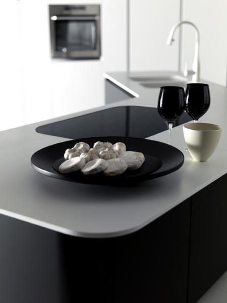 Sinuosa kitchen detail