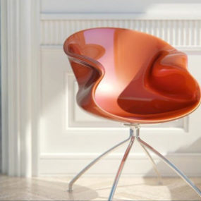 Ergonomic Seating Design by Nuvist – Eidos chair