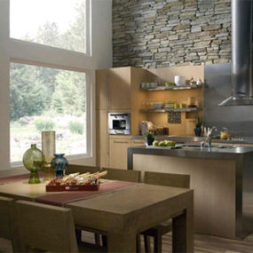 Interior Stone Veneer by Eldorado Stone – bring the stone inside!
