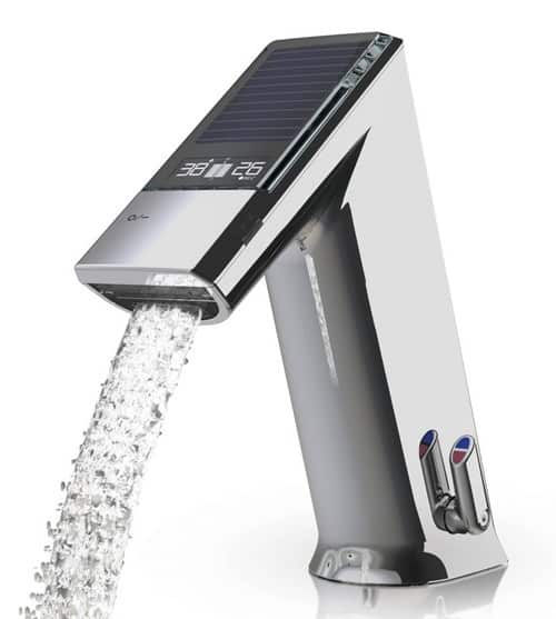 electronic lavatory faucet iqua 1 Electronic Lavatory Faucet by Iqua