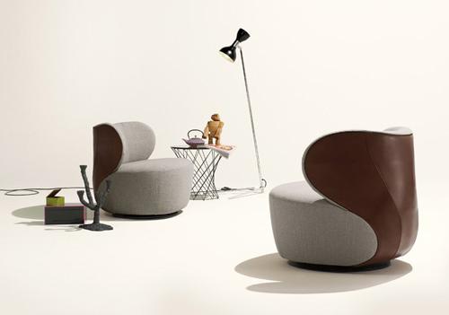 elegant armchair bao walter knoll 2 ElegantArmchair Bao by Walter Knoll