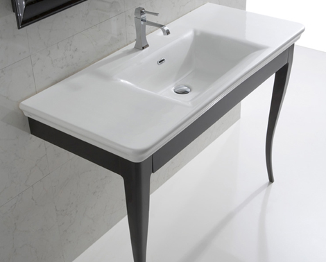 Ceramica Globo Space Stone.Elegant Bathroom Sets By Ceramica Globo New Relais