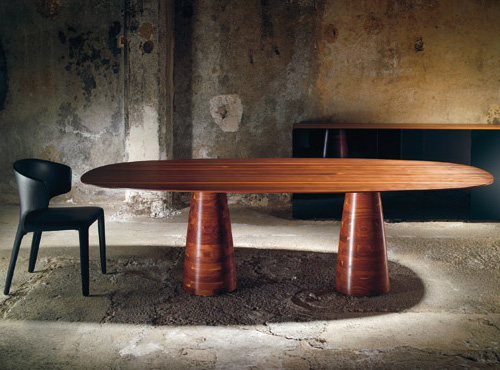 Elegant Dining Tables By Ign.Design