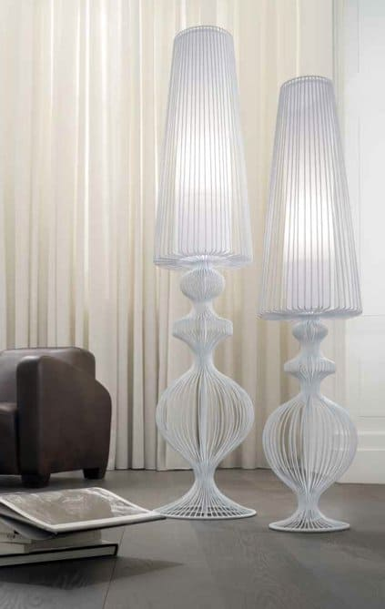 elite spa lamp wire 2 Wire Shade Lamps by Elite