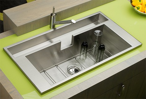 elkay avado accent sink double bowl Elkay Avado Accent Sink   new EFT402211 double bowl 11 deep drop in sink