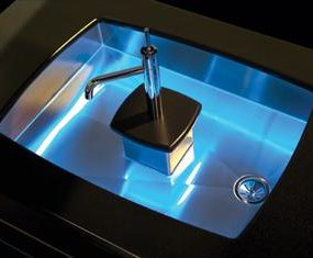 Elkay 360-degree Island Sink – great entertainment sink