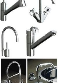 Residential faucet trends 2005 according to Elkay