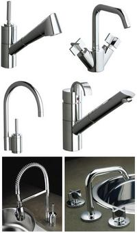 elkay kitchen bar faucets thumb Residential faucet trends 2005 according to Elkay