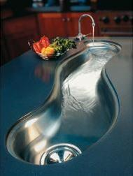 Elkay Mystic Sink – elegance in entertainment
