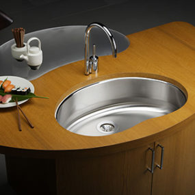 Elkay Mystic Bean Kitchen Sink – new Mystic sink