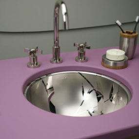 Decorative Sinks from Elkay make statement