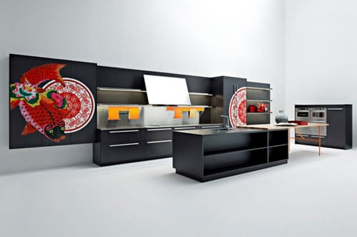 elmarcucine kitchen playground 2 Fashionable Kitchen Designs by Elmar   Playground