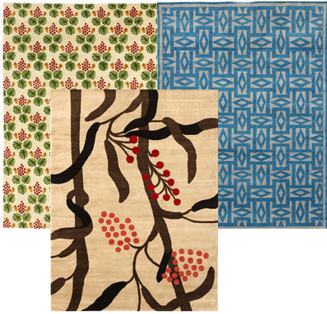 Contemporary Area Rugs amp Carpets Tibetan Rug Luxury