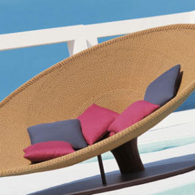 Outdoor Furniture from Emu – Wicker Italian furniture
