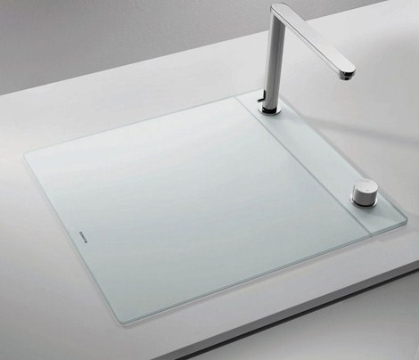 Enclosed Kitchen Sinks with Movable Cutting Boards and Retractable Faucets – new from Blanco