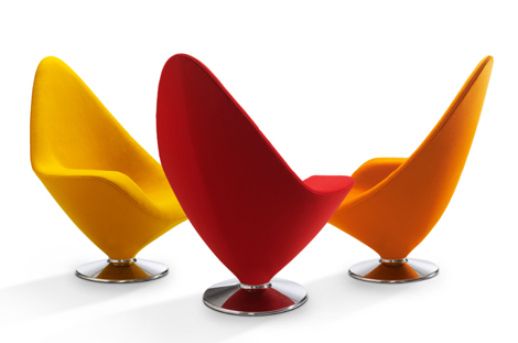 Engelbrechts Modern Lounge Chairs 2 Modern Lounge Chairs By Engelbrechts  Plateau Chair
