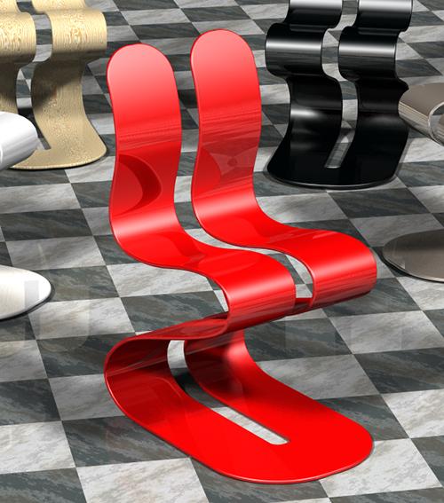 Ergonomic Chair Design Michael Damato 1 Ergonomic Chair Design By Michael  Damato