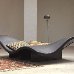 Modern Lounge Sofas – Waves Sofa For Two by Erik Jorgensen