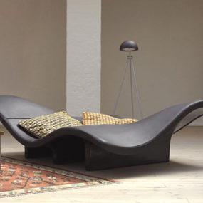 Modern Lounge Sofas – Waves Sofa For Two by Erik Jorgensen