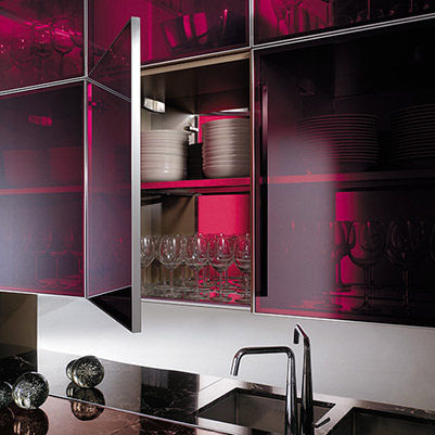 Ernestomeda Barrique 02 Kitchen Wall Cabinet Ernestomeda Barrique 02  Kitchen The High End Kitchen Design