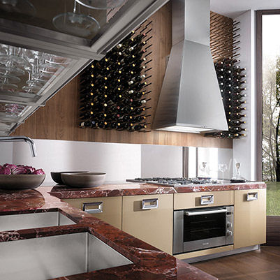 Hervorragend Ernestomeda Barrique 02 Kitchen Wine Rack