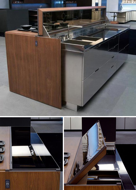 Ernestomeda Kitchen Island