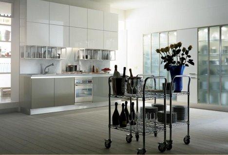 ernestomeda verve kitchen design Modern European Kitchens   the 7 trendy kitchen designs from Ernestomeda, Italy