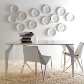 Stylish Dining Tables – original table design Drop by Esedra